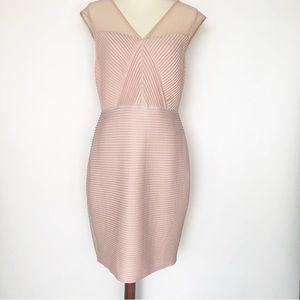 Calvin Klein Blush Pink Formal Dress